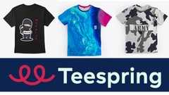 Teespring masterclass : Learn how to design t-shirts & sell