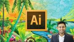 Adobe Illustrator CC : Graphic Design tools in Illustrator
